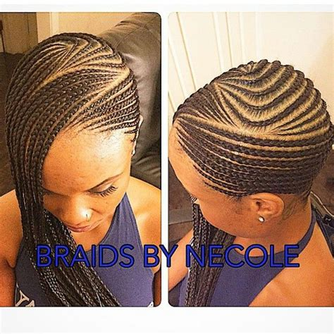 black hairstyles braided to the side 75 super hot black braided hairstyles to wear