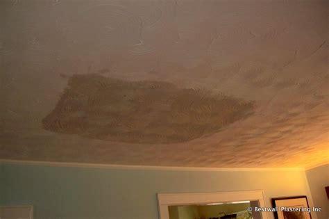 Texture Ceiling Repair by Nassau County New York Plastering Plastering Plaster