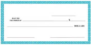 Template Of A Check by Big Checks Large Presentation Checks Megaprint