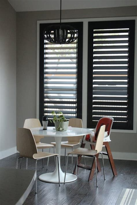 black plantation shutters 44 best images about shutters on window wall