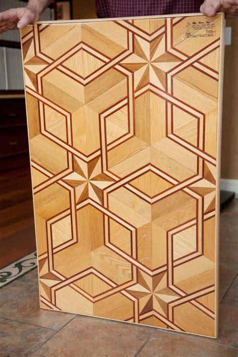Home Element Large Decorative Floor Wood Floor Inlays Borders Design Mr Floor Chicago Il