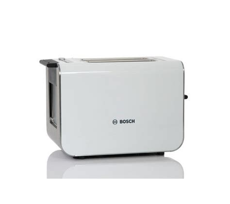 Black 4 Slice Toasters Buy Bosch Styline Tat8611gb Advantage 2 Slice Toaster