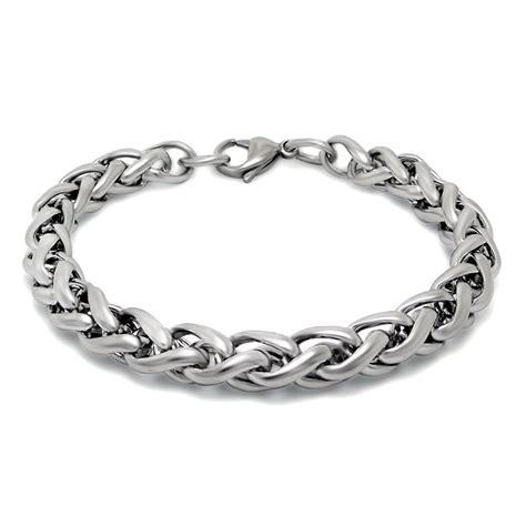 Cheap Price Quality Titanium Stainless Steel Bracelets