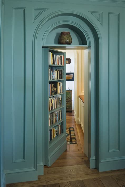 Book Door by Book Shelf Design Home Decorating Ideas