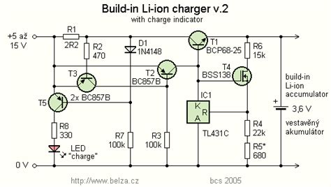 lithium ion battery charger circuit circuit zone electronic projects electronic