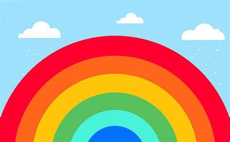 rainbow outline wallpaper iphone  wallpaper portrait