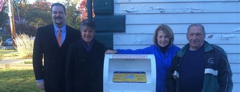 Putnam County Clerk S Office by Putnam County Clerk Installs Dmv Drop Box In Philipstown