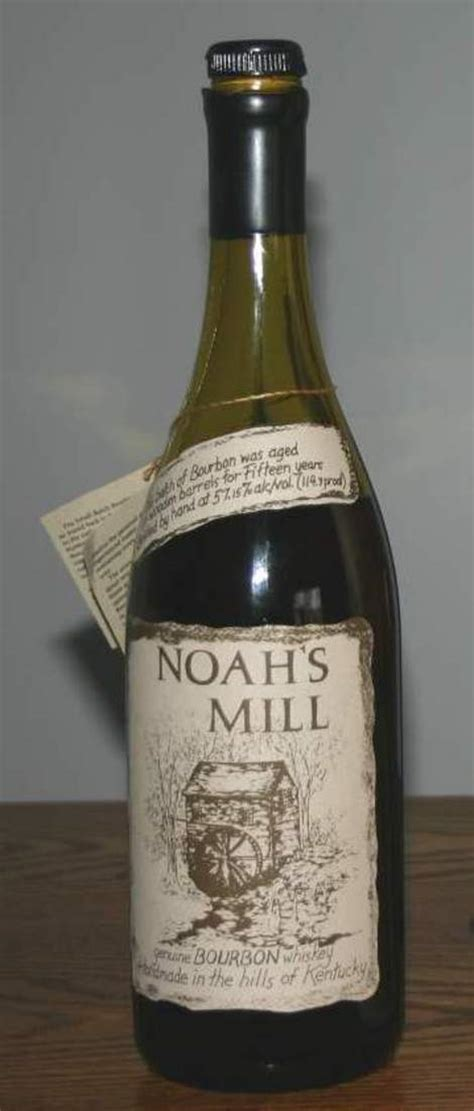 noah mills bourbon noah s mill small batch 15 year old bourbon whiskey review
