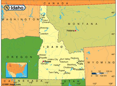 map of oregon nevada border idaho global villageglobal