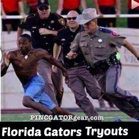 Funny Florida Gator Memes - florida gators tryouts