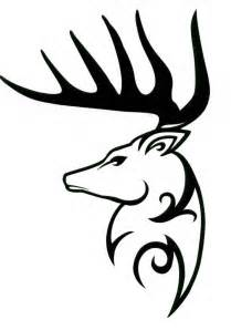 How To Draw Decals 37 Tribal Deer Tattoos Ideas And Designs