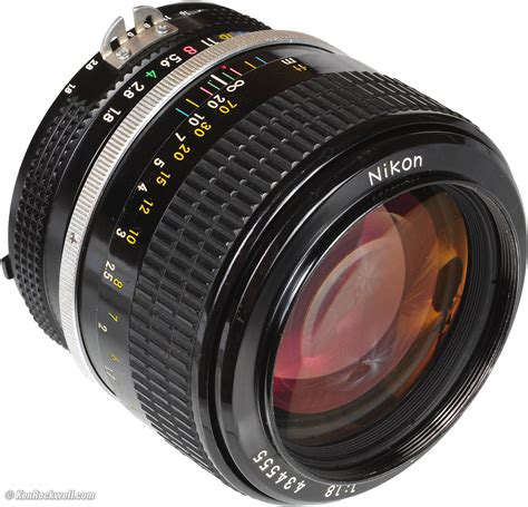 nikon 85mm f 1 8 review