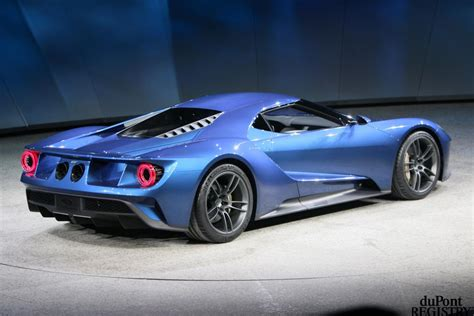 the new ford gt new 2016 ford gt unveiled