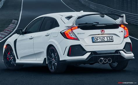 Civic Type R Front Wheel Drive by 2017 Honda Civic Type R Sets New Nurburgring Record