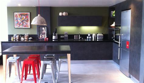 cuisine type industriel cuisine moderne de style industriel mod 232 le arp 232 ge