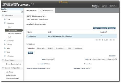 jboss console chapter 6 setting up jboss eap 6 instances hat