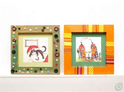 fai da te cornici per quadri cornici per quadri e illustrazioni casa e trend