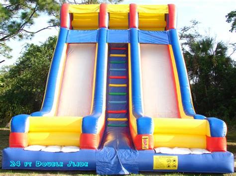 bounce house with waterslide bounce house water slide rentals in cape coral north fort myers fl 33917 239 731