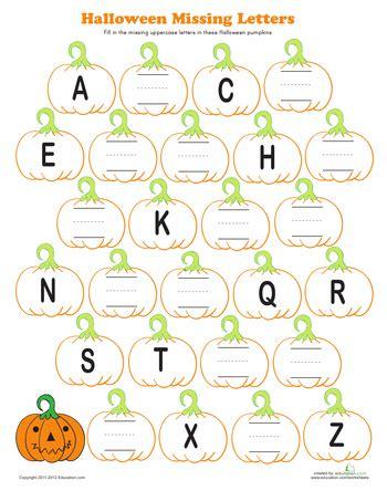 printable halloween games for kindergarten printable halloween games and puzzles education com
