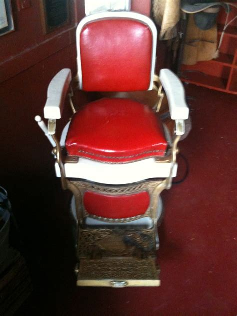Antique Barber Chairs by Antique Barber Chair Antiques