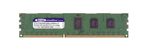 Ram 4gb Visipro Ddr3 Lv act4ghr72n8j1600h lv actica 4gb ddr3 pc12800 memory