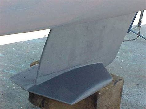 boat keel definition full vs wing keel cruisers sailing forums