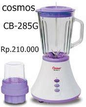 Blender Cosmos Type Cb 285 G blender elektro murah