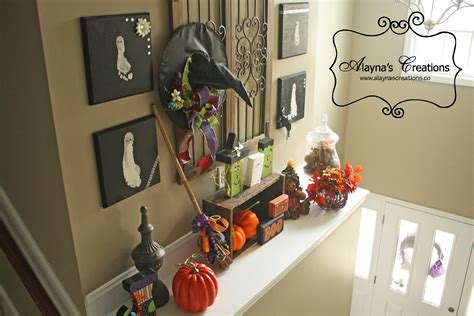 witch home decor decorating with witch hats alaynascreations