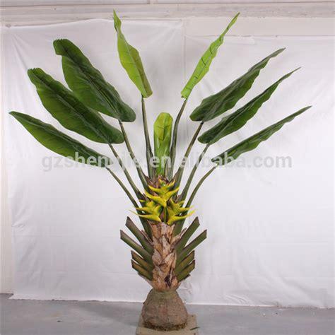 mini banana tree wholesale artificial bonsai plants and tree artificial