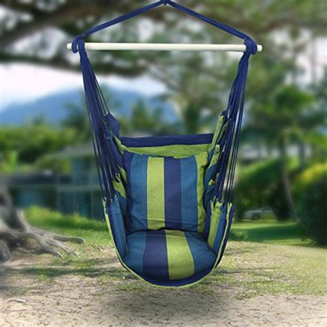 sorbus blue hanging rope hammock chair swing sorbus blue hanging rope hammock chair swing seat for any