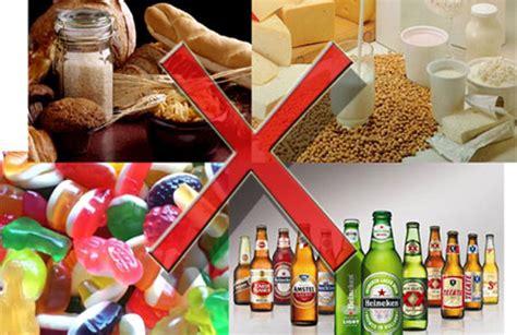 alimentos malos para diabeticos alimentos prohibidos para diab 233 ticos