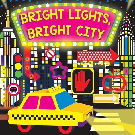 bright lights bright city book by