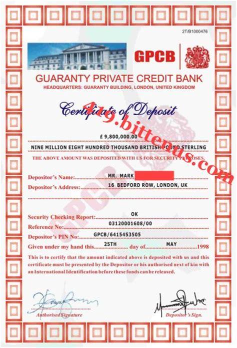 Certificate Of Deposit Letter Everton Douglas Deixe Me Saber O Que Voc 234 Sente