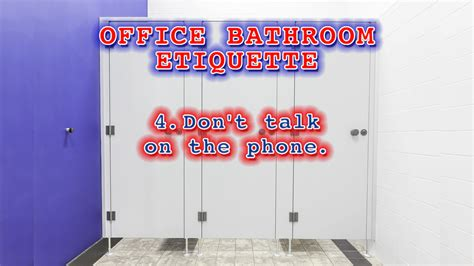 Bathroom Etiquette Huffington Post Don T Use Your Foot To Flush More Essential For