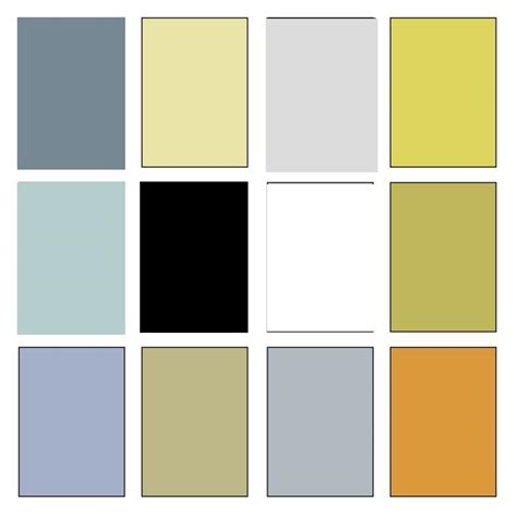 color palette glade cottage color palette let s the