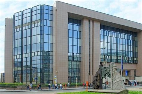 sede consiglio europeo il consiglio europeo