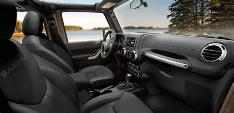 jeep sahara interior manufacturers offering test drives during 5 day san diego