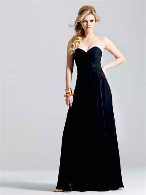 The Evening Black Dress 1 black evening dresses will never go out of fashion
