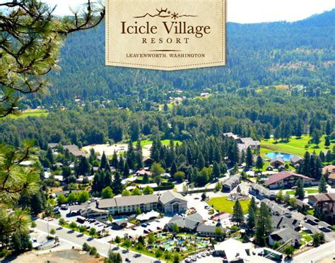 Icicle Village   Resort   Spa   Bavarian Village   Leavenworth