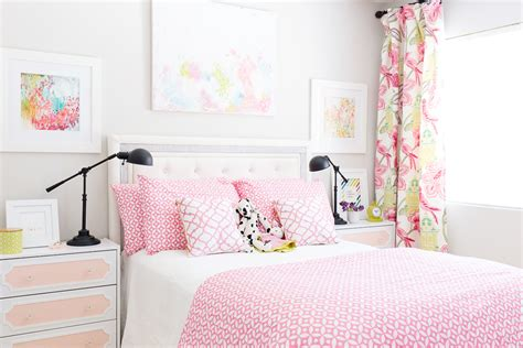 Tiny Bedroom Ideas Pink S Room Makeover Maria Jung