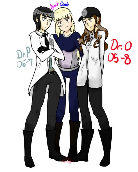 Dr O by Hello There Behold The Three Muses Of My Dr P