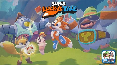 lucky s tale guardian trials official guardian of