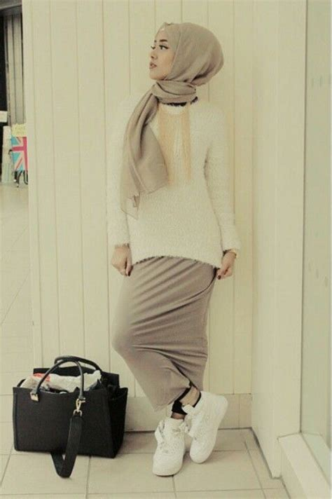 Baju Casual Terkini 15 model baju muslim terbaru casual trend 2016