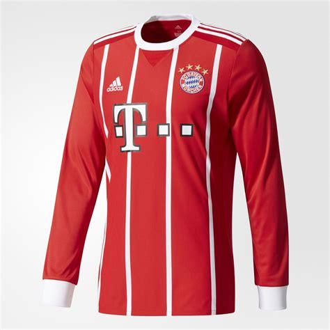 Limited Edition Jersey Bayern Munchen Away 2017 2018 Grade Ori bayern munich 2017 18 adidas home kit 17 18 kits football shirt