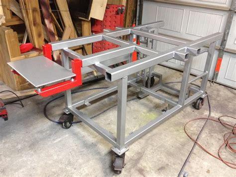 welding table build powerstrokearmy welding table