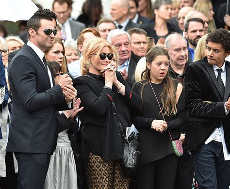 hugh jackman comforts his deborra furness at
