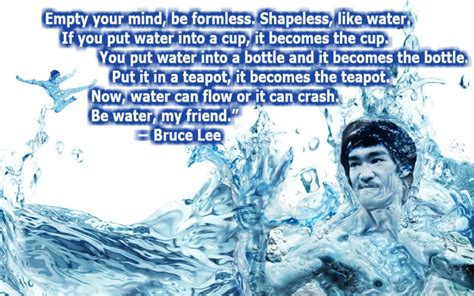bruce water quote read this explanation to truly understand meditation