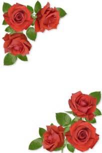 rose border cliparts co