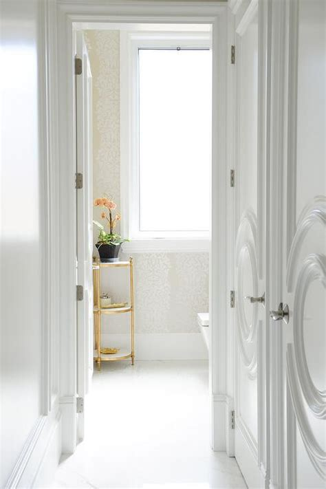 Walk In Closet Doors Closet Doors With Circular Panels Transitional Bathroom