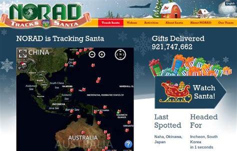 Norad Santa Tracker Phone Number The History Norad S Santa Tracker Cio